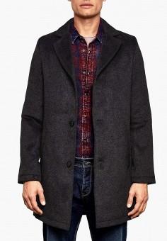 Пальто, Q/S designed by, цвет: черный. Артикул: QS006EMBPUY4. Одежда / Верхняя одежда / Пальто