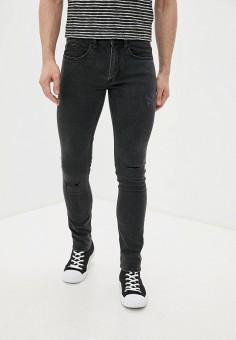 Джинсы, Q/S designed by, цвет: черный. Артикул: QS006EMHNTS7. Одежда / Джинсы
