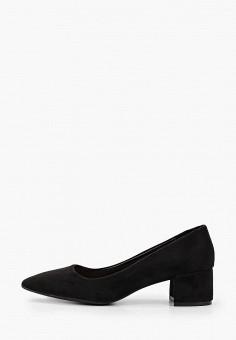 Туфли, Queen Vivi, цвет: черный. Артикул: QU004AWHCZA8. Обувь / Туфли