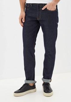 Джинсы, Quiksilver, цвет: синий. Артикул: QU192EMFZOX0. Одежда / Джинсы / Прямые джинсы