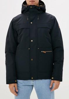 Куртка утепленная, Quiksilver, цвет: черный. Артикул: QU192EMFZPC0. Одежда / Верхняя одежда / Пуховики и зимние куртки / Зимние куртки