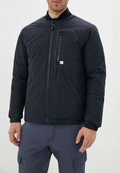 Куртка утепленная, Quiksilver, цвет: синий. Артикул: QU192EMFZPC3. Одежда / Верхняя одежда