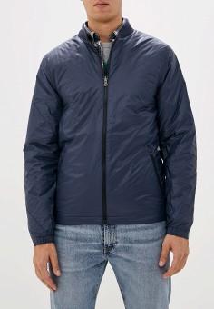 Куртка утепленная, Quiksilver, цвет: синий. Артикул: QU192EMFZPE9. Одежда / Верхняя одежда / Пуховики и зимние куртки / Зимние куртки