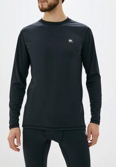 Термобелье верх, Quiksilver, цвет: серый. Артикул: QU192EMFZPJ7. Одежда / Термобелье