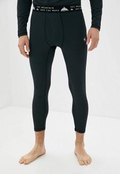Термобелье низ, Quiksilver, цвет: черный. Артикул: QU192EMFZPJ8. Одежда / Термобелье