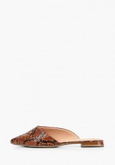 Мюли, Ramarim, цвет: коричневый. Артикул: RA029AWICCV5. Обувь / Сабо и мюли