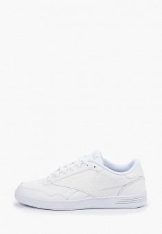 Кеды, Reebok Classic, цвет: белый. Артикул: RE005AMFXDY5. Обувь / Кроссовки и кеды