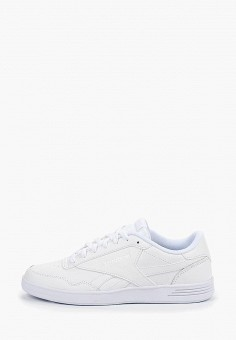 Кеды, Reebok Classic, цвет: белый. Артикул: RE005AMFXDY5. Обувь