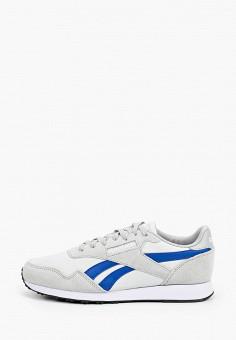Кроссовки, Reebok Classic, цвет: серый. Артикул: RE005AMHWCR4.
