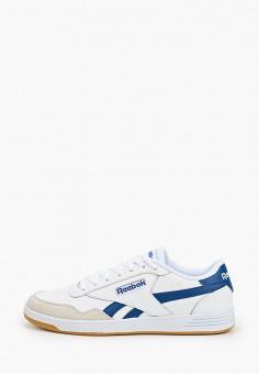 Кеды, Reebok Classic, цвет: белый. Артикул: RE005AMHWCR8. Обувь / Кроссовки и кеды
