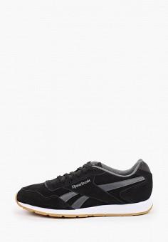 Кроссовки, Reebok Classic, цвет: черный. Артикул: RE005AMHWCS1.