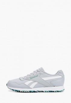 Кроссовки, Reebok Classic, цвет: серый. Артикул: RE005AMHWCS4.