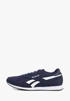 Кроссовки, Reebok Classic, цвет: синий. Артикул: RE005AMHWCS9. Обувь / Кроссовки и кеды