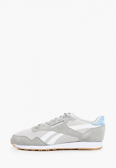 Кроссовки, Reebok Classic, цвет: серый. Артикул: RE005AMHWDL9.