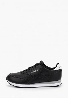 Кроссовки, Reebok Classic, цвет: черный. Артикул: RE005AMLWX95.