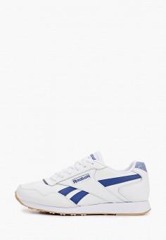 Кроссовки, Reebok Classic, цвет: белый. Артикул: RE005AUHWCV6.