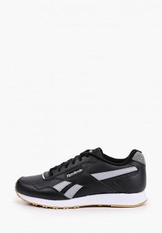 Кроссовки, Reebok Classic, цвет: черный. Артикул: RE005AUHWCV7.