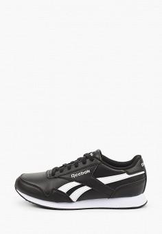 Кроссовки, Reebok Classic, цвет: черный. Артикул: RE005AUHWCW2.