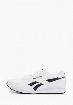 Кроссовки, Reebok Classic, цвет: белый. Артикул: RE005AUHWCW3. Обувь