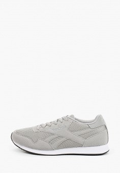 Кроссовки, Reebok Classic, цвет: серый. Артикул: RE005AUHWCW4.