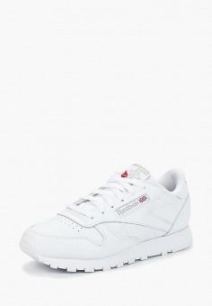 Кроссовки, Reebok Classic, цвет: белый. Артикул: RE005AWASQ92. Обувь / Кроссовки и кеды