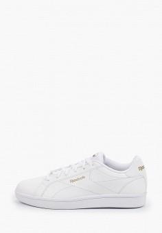 Кеды, Reebok Classic, цвет: белый. Артикул: RE005AWHWDA2. Обувь