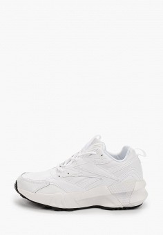 Кроссовки, Reebok Classic, цвет: белый. Артикул: RE005AWHWDI2. Спорт
