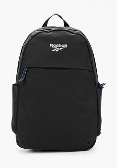 Рюкзак, Reebok Classic, цвет: черный. Артикул: RE005BUHWDT5. Аксессуары / Рюкзаки / Рюкзаки