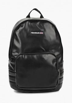 Рюкзак, Reebok Classic, цвет: черный. Артикул: RE005BWEDXV4. Аксессуары / Рюкзаки / Рюкзаки