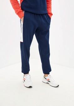 Брюки спортивные, Reebok Classic, цвет: синий. Артикул: RE005EMHWEC3. Одежда / Брюки / Спортивные брюки