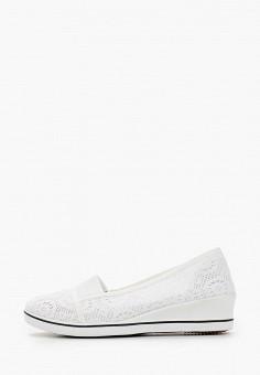 Туфли, Renda, цвет: белый. Артикул: RE031AWITLI1. Обувь / Туфли