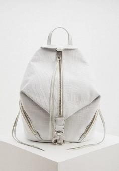 Рюкзак, Rebecca Minkoff, цвет: белый. Артикул: RE035BWJDTO6. Аксессуары / Рюкзаки