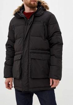 Пуховик, Regatta, цвет: черный. Артикул: RE036EMFQTU4. Одежда / Верхняя одежда / Пуховики и зимние куртки / Пуховики