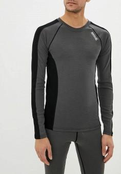 Термобелье верх, Regatta, цвет: серый. Артикул: RE036EMFQTU8. Одежда / Термобелье