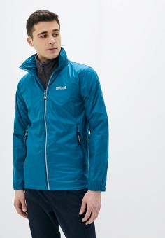 Ветровка, Regatta, цвет: бирюзовый. Артикул: RE036EMIMVR8. Одежда / Верхняя одежда / Легкие куртки и ветровки