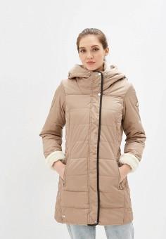 Куртка утепленная, Regatta, цвет: бежевый. Артикул: RE036EWFQTZ9. Одежда / Верхняя одежда / Демисезонные куртки