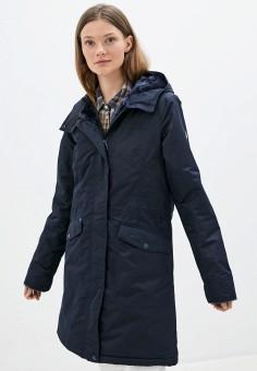 Куртка утепленная, Regatta, цвет: синий. Артикул: RE036EWKCQX8. Одежда / Верхняя одежда / Парки