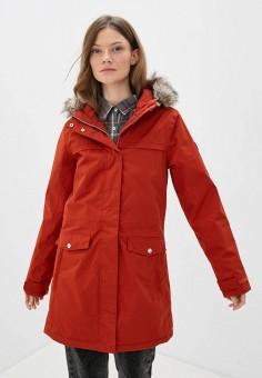 Парка, Regatta, цвет: красный. Артикул: RE036EWKCQY4. Одежда / Верхняя одежда / Парки