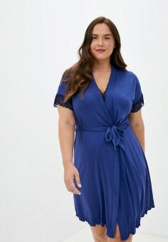 Комплект, Rene Santi, цвет: синий. Артикул: RE048EWKCVW4. Одежда / Домашняя одежда