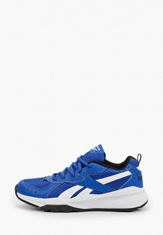 Кроссовки, Reebok, цвет: синий. Артикул: RE160AKJMIJ2.