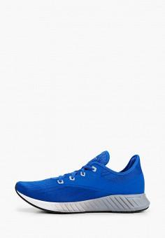 Кроссовки, Reebok, цвет: синий. Артикул: RE160AMHWCF5.