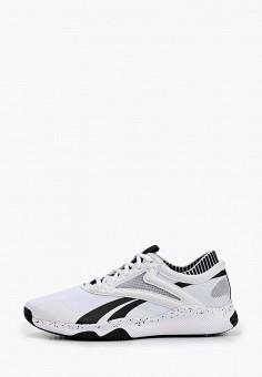Кроссовки, Reebok, цвет: белый. Артикул: RE160AMHWCH5.