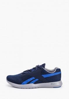 Кроссовки, Reebok, цвет: синий. Артикул: RE160AMIGRO1.