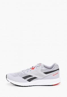 Кроссовки, Reebok, цвет: серый. Артикул: RE160AMJMBU2.