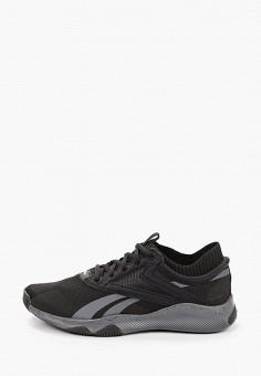 Кроссовки, Reebok, цвет: черный. Артикул: RE160AMJMBW0.