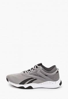 Кроссовки, Reebok, цвет: серый. Артикул: RE160AMJMBX9.