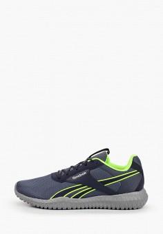 Кроссовки, Reebok, цвет: синий. Артикул: RE160AMJMBY1. Обувь