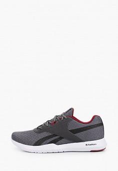 Кроссовки, Reebok, цвет: серый. Артикул: RE160AMJMBY2. Обувь / Кроссовки и кеды / Кроссовки