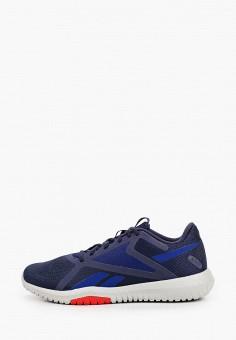 Кроссовки, Reebok, цвет: синий. Артикул: RE160AMJMBY4.