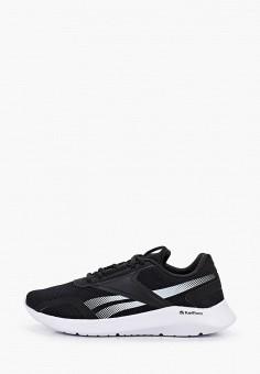 Кроссовки, Reebok, цвет: черный. Артикул: RE160AWJMCC7. Обувь / Кроссовки и кеды